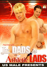 Jr Dads N Athletic Lads #01 Dvd Cover