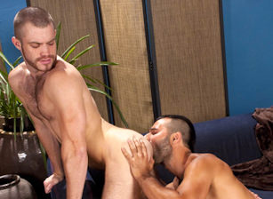 gay muscle porn clip: Pounded Down - Aybars & Trent Locke, on hotmusclefucker.com
