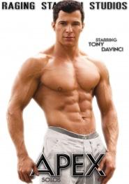 APEX DVD Cover