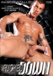 Fucked Down DVD Cover