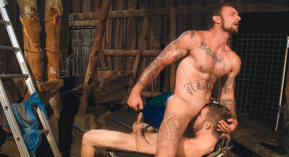 Jackson Wild Gay Porn | Raging Stallion