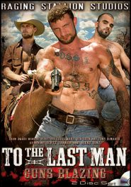 To The Last Man: Guns Blazing Part 1 DVD Cover