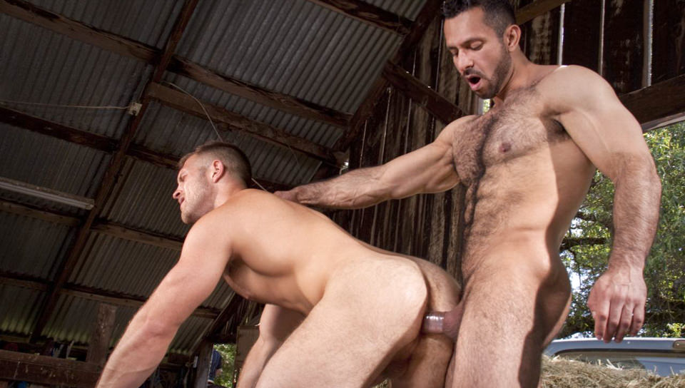 Cowboys Part 1, Scene # 04 – Paul Wagner, Adam Champ (falconstudios)