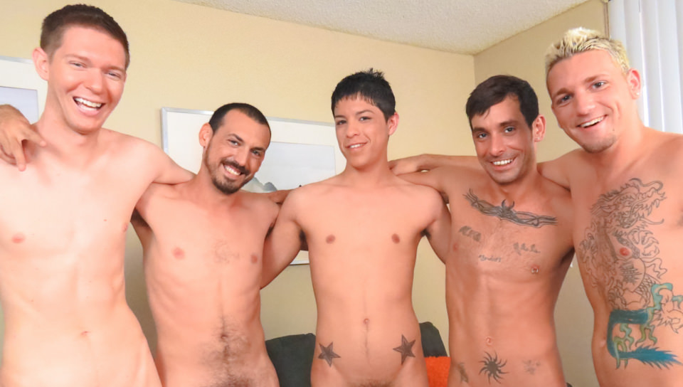 smaltato Muffin – Jason Lee, Joshua Evans, Derek, Geo Reigns, Adam Park (CircleJerkBoys.com)