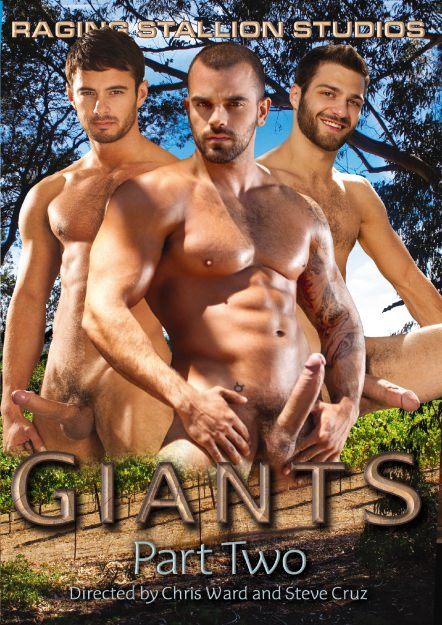 Giants Part 2 Dvd Cover