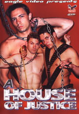 A House Of Justice Dvd Cover