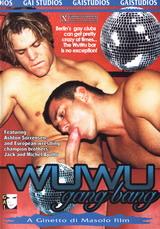 Wuwu Gang Bang Dvd Cover