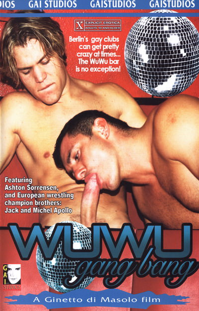 Wuwu Gang Bang, muscle porn movies / DVD on hotmusclefucker.com