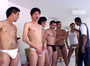 Buenos Aires Twink Orgy, Scene #01