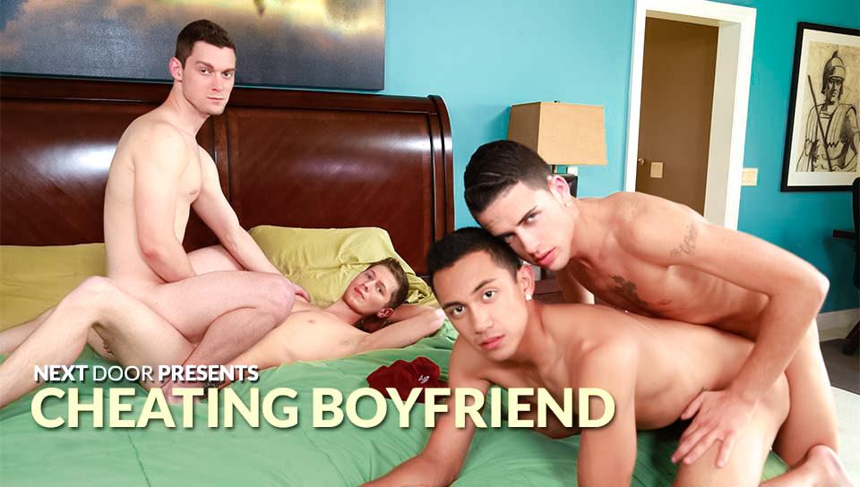 Gay Porn Cheating Boyfriend