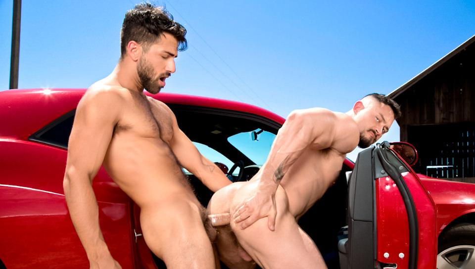 Open Road – Part 1, Scene # 02 – Adam Ramzi, Seven Dixon (falconstudios)