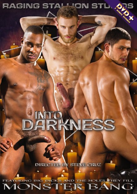 gay muscle porn movie Into Darkness | hotmusclefucker.com