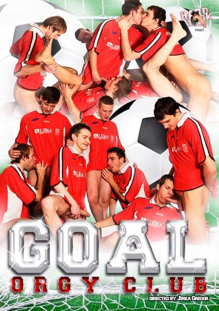 Goal Orgy Club, muscle porn movie / DVD on hotmusclefucker.com