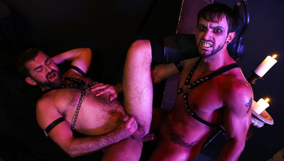 Il demone dentro – Phenix Saint, Jake Jennings (HighPerformanceMen.com)