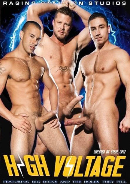 gay muscle porn movie High Voltage | hotmusclefucker.com