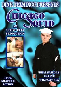Chicago Squid DVD Cover