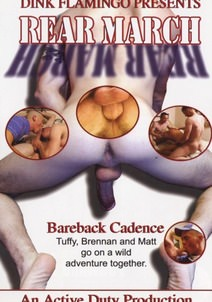 Rear March: Bareback Cadence DVD Cover