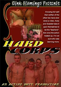 Hard Corps DVD Cover