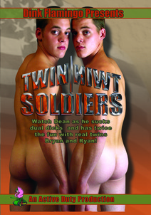 Twin Soldiers DVD Cover