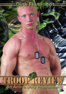 Troop Review DVD Cover