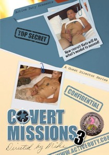 Covert Missions 3 DVD Cover