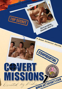 Covert Missions 7 DVD Cover