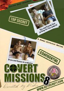 Covert Missions 8 DVD Cover