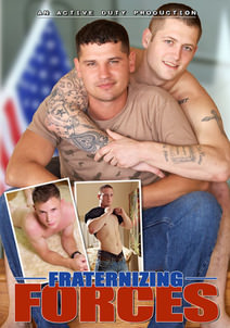 Fraternizing Forces DVD Cover