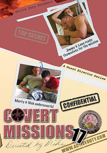 Covert Missions 17 DVD Cover