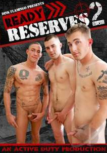 Ready Reserves 2 DVD Cover