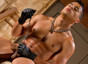 gay muscle porn clip: Sounding #9 - Armond Rizzo, on hotmusclefucker.com
