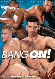 Bang On! DVD Cover