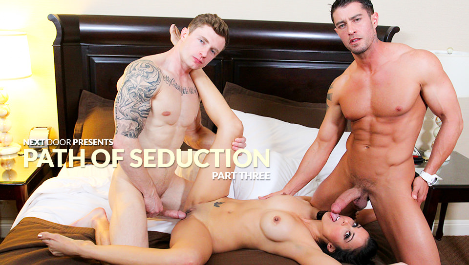 Path of Seduction parte terza – Lola Castillo, Cody Cummings, Markie More (CodyCummings.com)