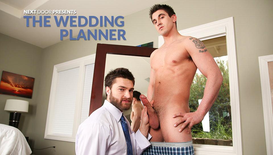 Gay porn wedding planner