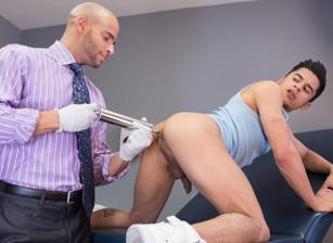 gay muscle porn clip: Hard Medicine - Armond Rizzo & Sean Zevran, on hotmusclefucker.com