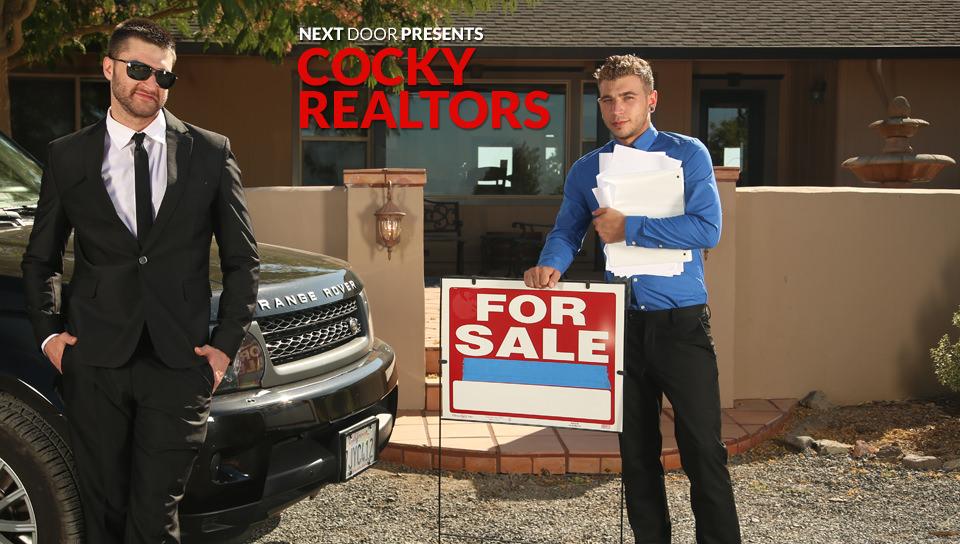 Realtors Cocky – Abel Archer, Alex Greene (NextDoorBuddies.com)