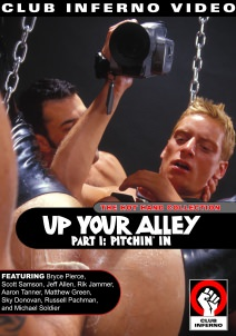 Up Your Alley, Part 1, muscle porn movies / DVD on hotmusclefucker.com