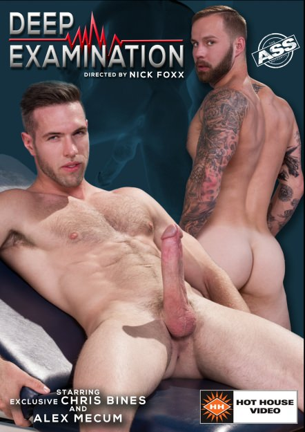 gay muscle porn movie Deep Examination | hotmusclefucker.com