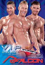 VIP - After Hours DVD Cover