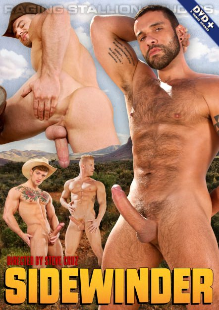 gay muscle porn movie Sidewinder | hotmusclefucker.com