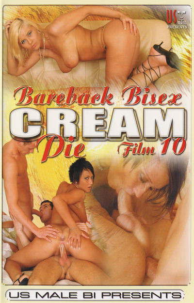 Bareback Bisex Cream Pie #10, muscle porn movie / DVD on hotmusclefucker.com