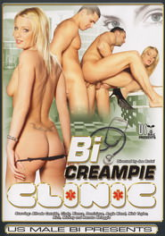 Bi Cream Pie Clinic #01 Dvd Cover