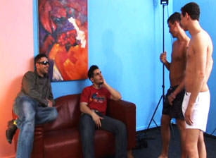 Bareback Interviews #03, Scene #02