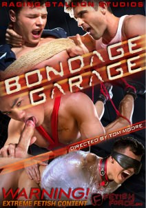 Bondage Garage, muscle porn movies / DVD on hotmusclefucker.com