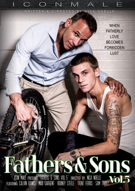 Fathers And Sons 5 Dvd Cover
