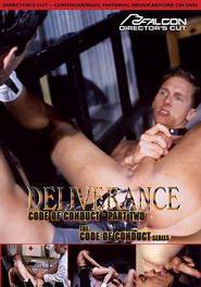 Code Of Conduct 2: Deliverance DVD Cover