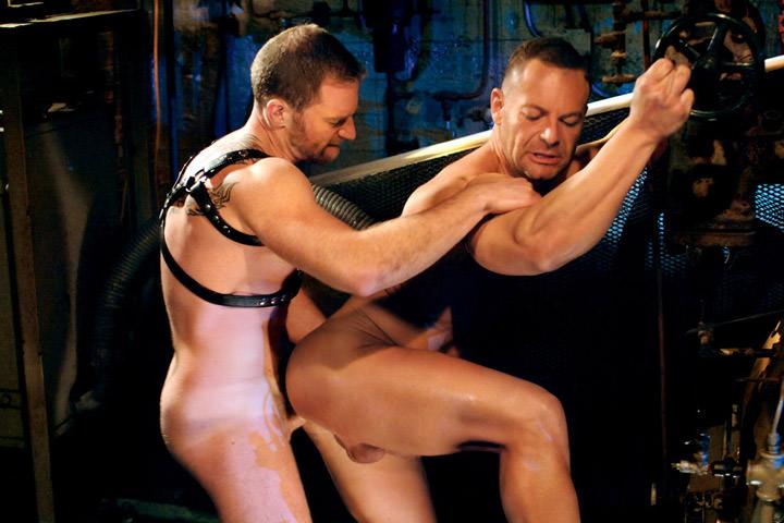 Adam Faust porno gay