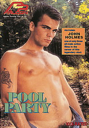 Pool Party DVD Cover
