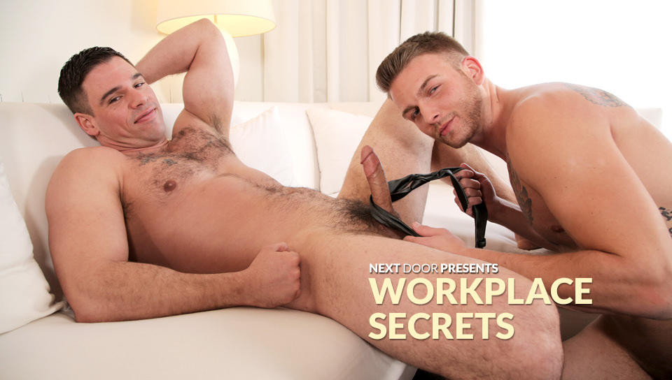 Workplace Secrets-Derek Atlas, Brett Beckham