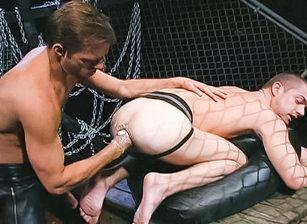 gay muscle porn clip: Butt In - Bret Wolfe & Michael Brandon, on hotmusclefucker.com